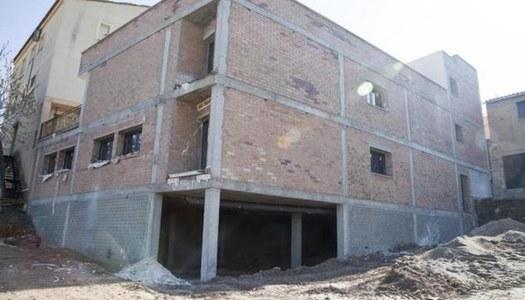Instal·lació de caldera de biomassa edifici consistorial , Residència geriàtrica i Centre de dia