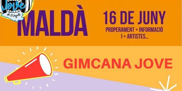 La Diputació de Lleida ha atorgat una subvenció a l' Ajuntament de Maldà per atendre les despeses derivades de l'actuació de la quarta Festa Jove de l' Urgell a Maldà