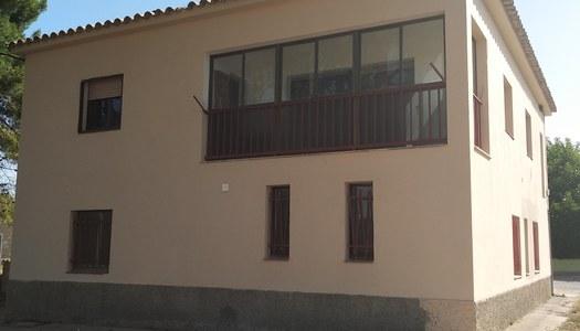 La Diputació de Lleida ha atorgat una subvenció per a la reforma de la planta baixa de l'antiga casa del metge de Maldà